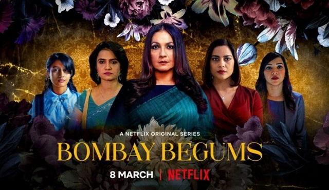 Netflix'in Hindistan yapımı yeni dizisi Bombay Begums, 8 Mart'ta başlıyor