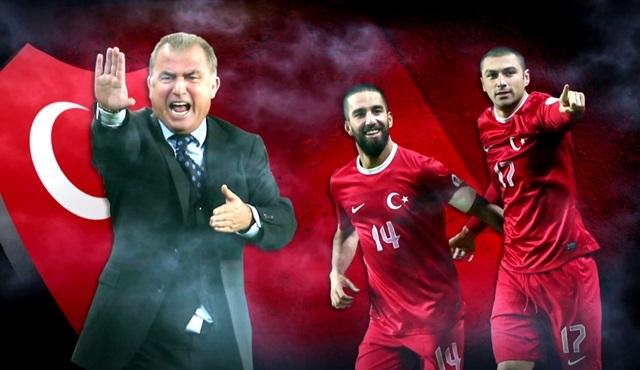 Hollanda-Türkiye A Milli Maçı Show TV'de!