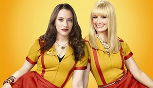 Kim Kimdir? | 2 Broke Girls