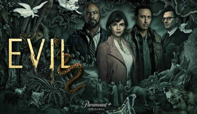 Evil dizisi 3. sezon onayını aldı