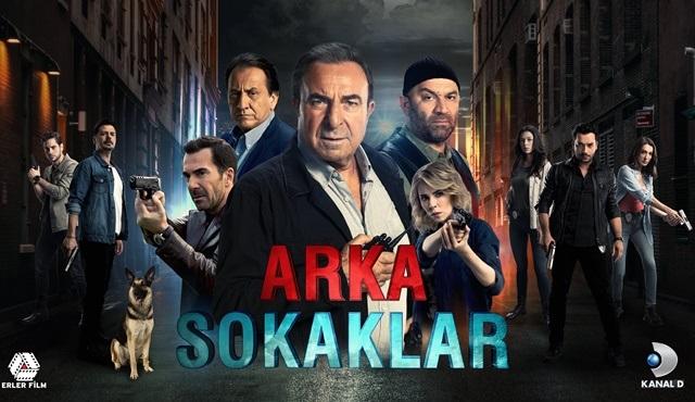 Arka Sokaklar'ın 14.sezon afişi yayınlandı!