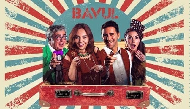 Bavul oyunu 24 Aralık'ta İstanbul Artı Sahne'de!