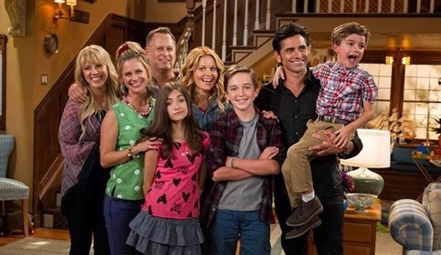 Fuller House'un 3. sezon bölüm sayısı artırıldı