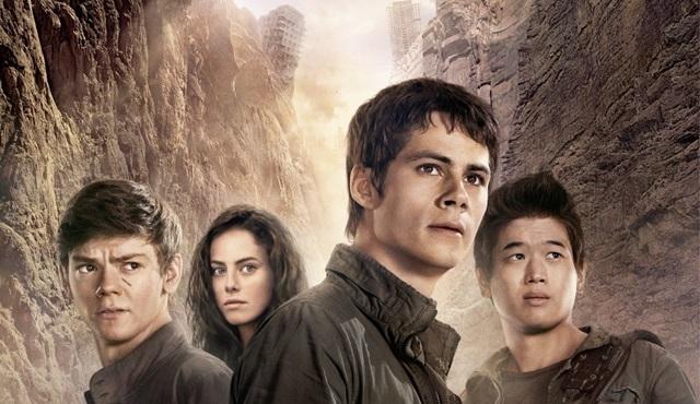 """Serinin son filmi """"Labirent: Alev Deneyleri""""  TV'de ilk kez D-Smart'ta!"""