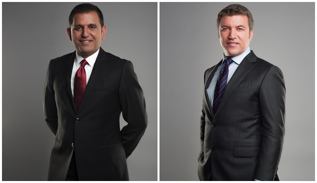 FOX Haber'in başarılı sunucuları Fatih Portakal ve İsmail Küçükkaya, ekranlara dönüyor!