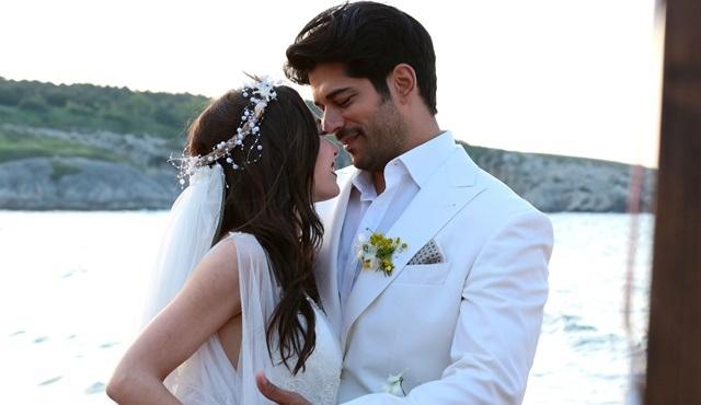 Kara Sevda'dan dillere destan düğün sahnesi!