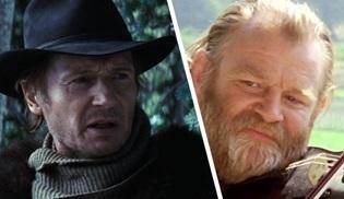 Liam Neeson ve Brendan Gleeson, Coen Biraderler'in dizisi Ballad Of Buster Scruggs'ta