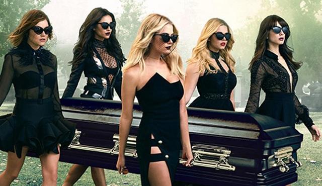 Pretty Little Liars için yeni 6. sezon posteri geldi