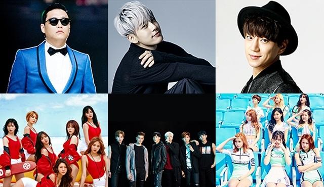 K-Pop Starları Busan One Asia Festival'inde buluşuyor!