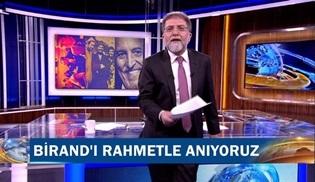 Mehmet Ali Birand ölümünün 4.yılında Kanal D Ana Haber'de anıldı!
