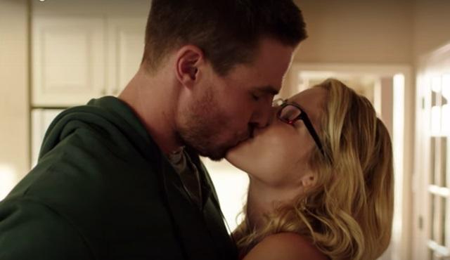 Arrow: 4. sezon fragmanı sonunda çıktı