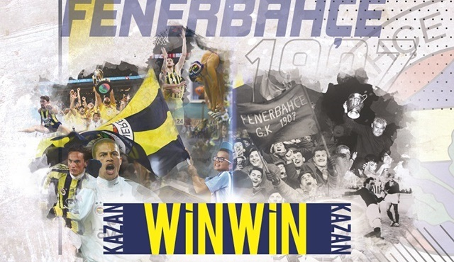 Fenerbahçe WinWin Gecesi canlı yayınla TV8'de ekrana gelecek!