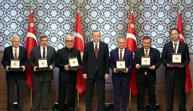 Cumhurbaşkanlığı Kültür ve Sanat Ödülleri sahiplerini buldu..