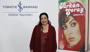 Türkan Şoray'ın ''Sinemam ve Ben'' isimli kitabı çıktı!
