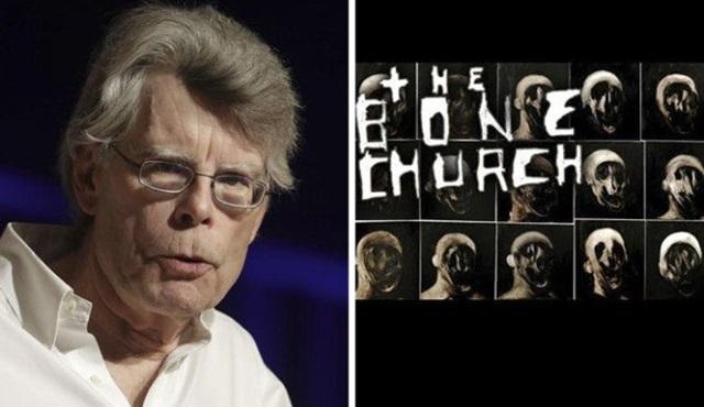 Stephen King'in The Bone Church romanı dizi olma yolunda
