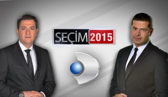 7 Haziran Genel Seçimi, özel konuklarıyla Kanal D'de yorumlanıyor!