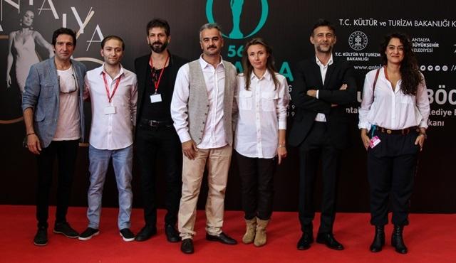 Omar ve Biz filmi Türkiye'deki ilk gösterimini Antalya'da yaptı!