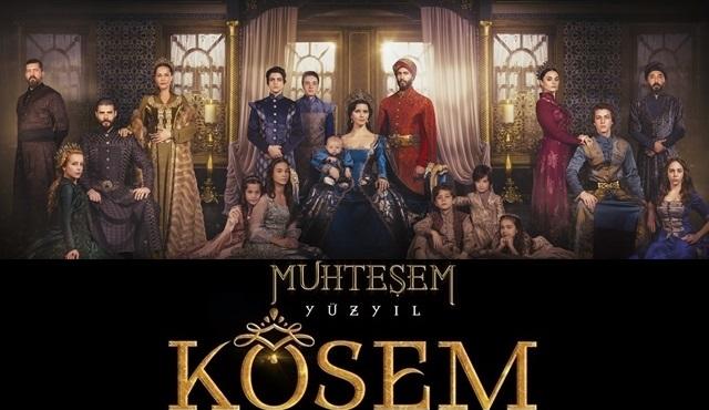 Muhteşem Yüzyıl Kösem'de ikinci perde açılıyor!