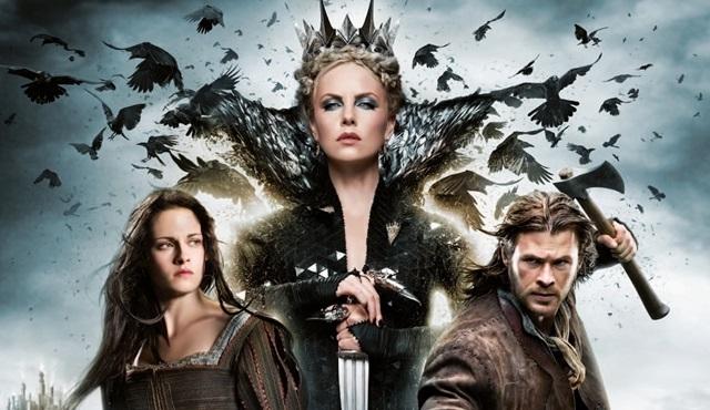 """""""Pamuk Prenses ve Avcı"""", D-Smart-MovieSmart Premium HD'de ekrana geliyor!"""