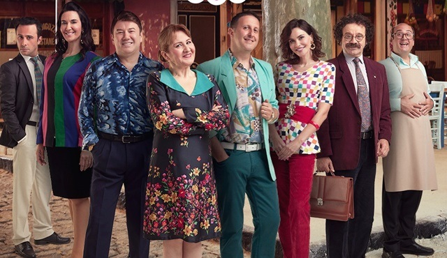 Seksenler yeni sezonuyla TRT 1'de başlıyor!