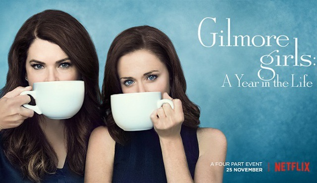 Gilmore Girls: A Year in the Life ve 3% 25 Kasım'da Netflix Türkiye'de!