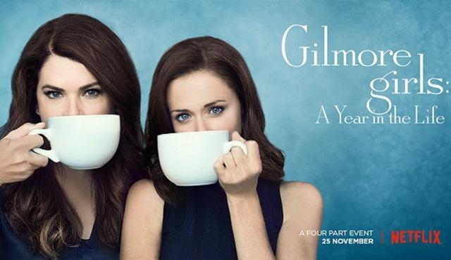 Gilmore Girls: A Year in the Life ve 3% 25 Kasım'da Netflix Türkiye'de!