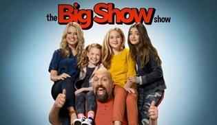 Netflix'in yeni aile komedisi The Big Show Show 6 Nisan'da başlıyor