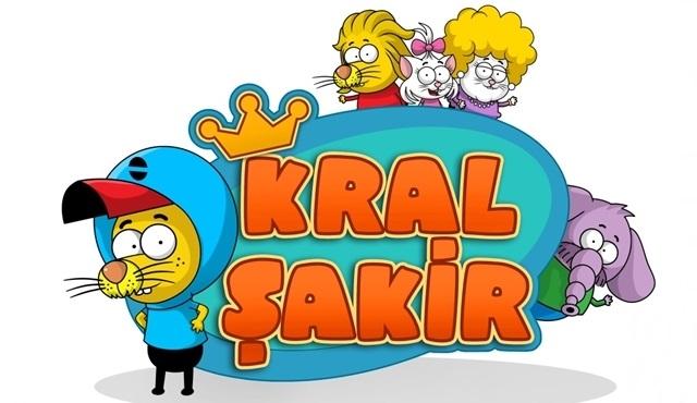 Cartoon Network'ün ilk yerli yapım çizgi dizisi Kral Şakir başlıyor!
