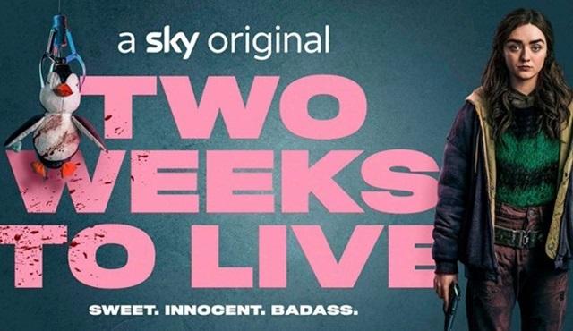 Maisie Williams'ın yeni dizisi Two Weeks to Live, 2 Eylül'de başlıyor