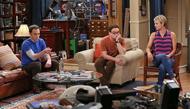The Big Bang Theory'nin 8. sezonu e2'de başlıyor