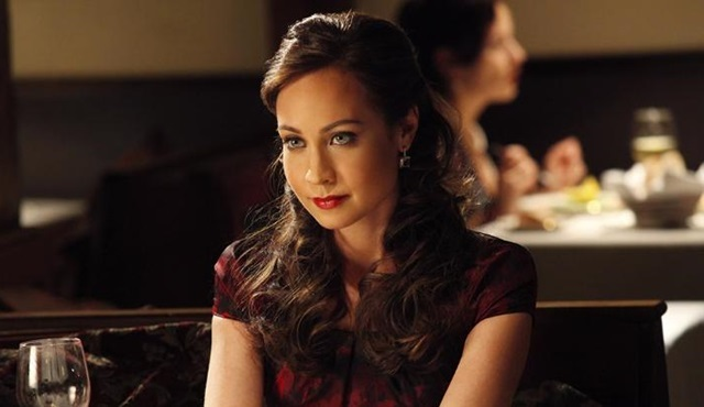 Courtney Ford, Legends of Tomorrow'un ana kadro oyuncusu oldu