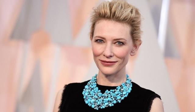 Cate Blanchett, Stateless isimli drama dizisinin kadrosuna katıldı