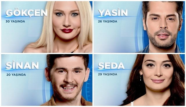 'Big Brother Türkiye'de 12. hafta eleme listesi belli oldu!