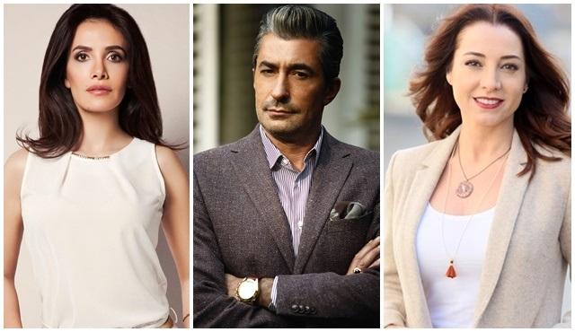 Erkan Petekkaya, Songül Öden ve Dolunay Soysert'li FOX dizisinin çekimleri başladı!