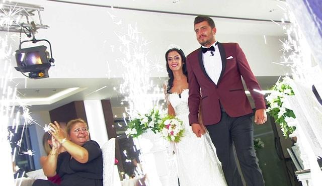 Kısmetse Olur: Nur ve Batuhan'ın düğününden en özel anlar