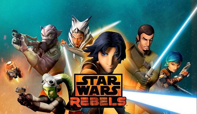Star Wars Rebels dördüncü sezon onayını aldı