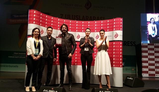 Filinta'ya bir ödül de doktor adaylarından geldi!