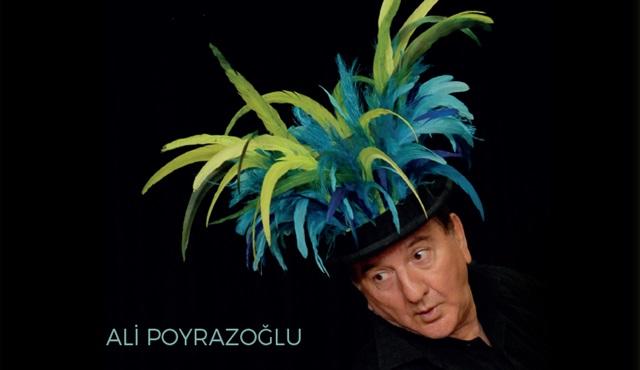 Ali Poyrazoğlu, Asi Kuş oyunu ile Akasya Kültür Sanat Sahnesi'ne geliyor!