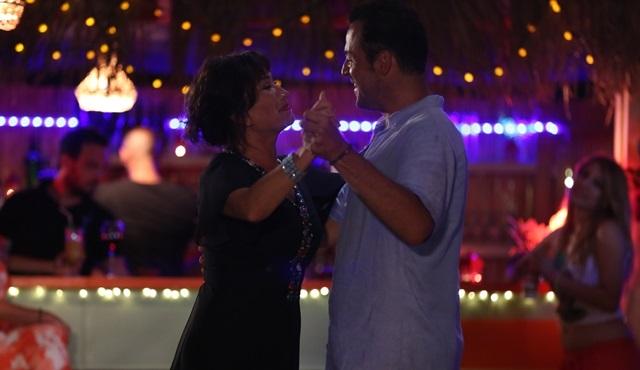 Nadide Hayat filminde romantizm rüzgârları!