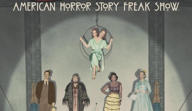 """American Horror Story"" tüm bölümleriyle FX'te!"