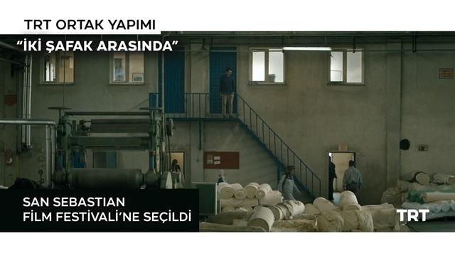 TRT ortak yapımı İki Şafak Arasında filmi İspanya yolcusu!