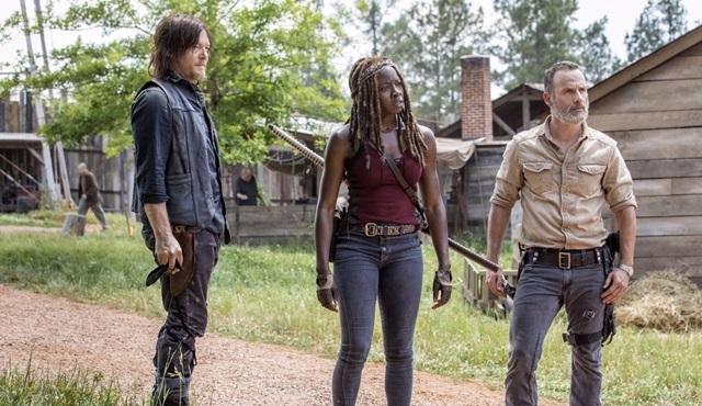 The Walking Dead'in 9. sezonundan yeni görseller yayınlandı