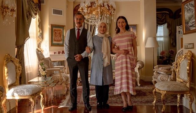 TRT 1'in yeni programı Türkan Hanım'ın Konağı 14 Eylül'de başlıyor!