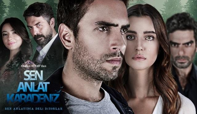 Sen Anlat Karadeniz ve Sıla dizileri de İspanya'da yayınlanacak