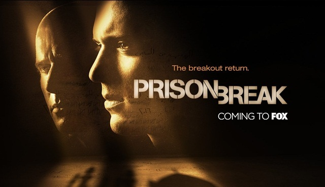 10. Prison Break / Twin Peaks