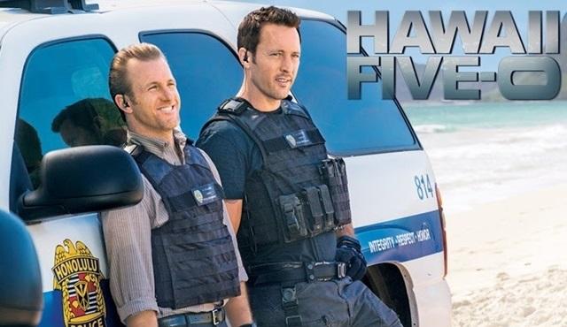 Hawaii Five-0 dizisinin sezonu daha uzun sürecek