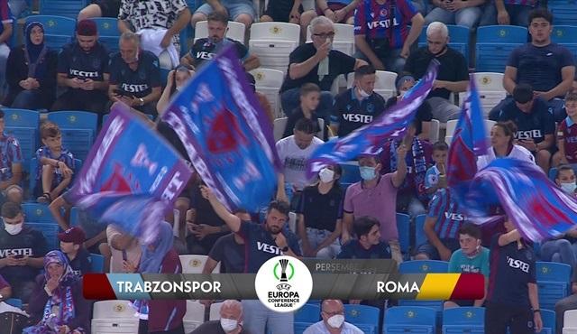 Roma - Trabzonspor UEFA Konferans Ligi Play-off turu maçı atv'de ekrana gelecek!