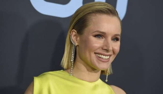 Kristen Bell'in yeni dizisi belli oldu: The Woman in the House