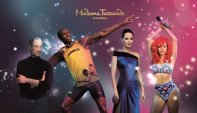 Dünyaca ünlü Madame Tussauds Balmumu Heykel Müzesi Türkiye'de!