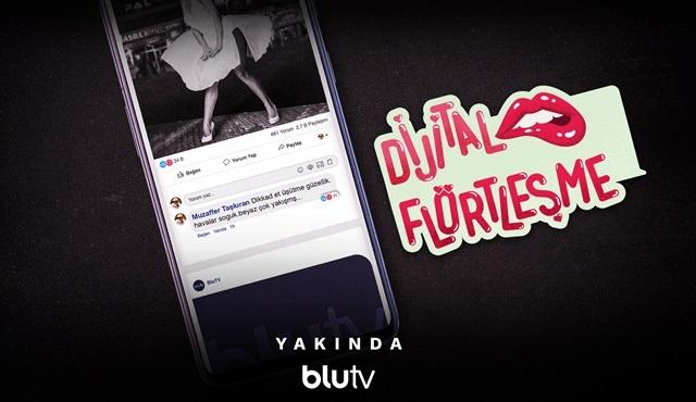 BluTV'den yeni bir özel belgesel içeriği daha geliyor: Dijital Flörtleşme